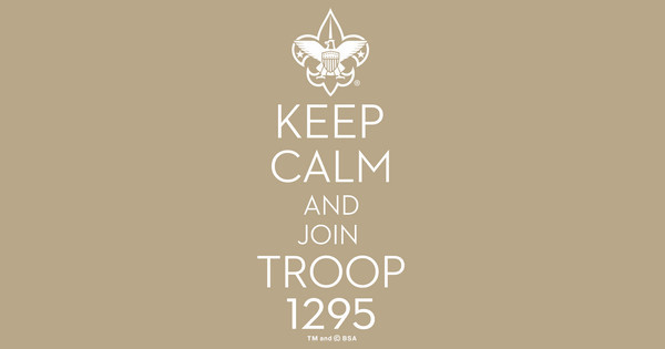 Keep Calm Boy Scout