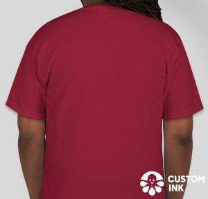 Gildan Ultra Cotton T-shirt — Cardinal