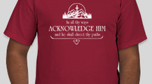 Acknowledge Him