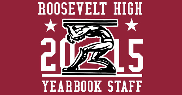 Roosevelt High Yearbook