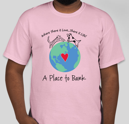 A Place To Bark July 2015 Custom Ink Fundraising