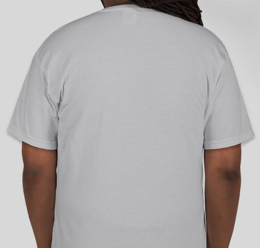 Blind Cat Rescue Spay/Neuter fundraiser Fundraiser - unisex shirt design - back