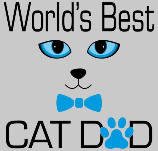 Blind Cat Rescue Spay/Neuter fundraiser shirt design - zoomed