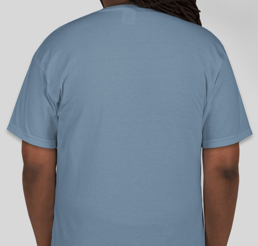 ReadWest Adult Literacy Fundraiser - unisex shirt design - back