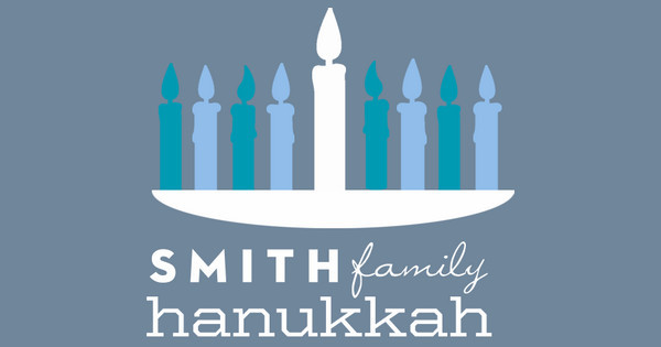 Smith Family Hanukkah