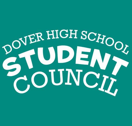 Student Council T-shirts - Custom Student Council T-Shirts