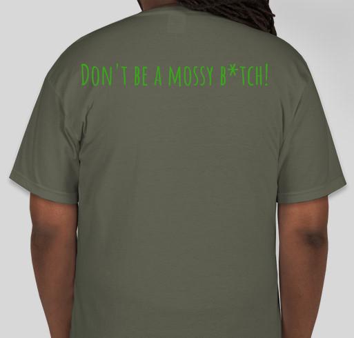 Mother Oak TV: Season 2 Fundraiser - unisex shirt design - back