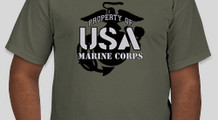 Property of USA Marines
