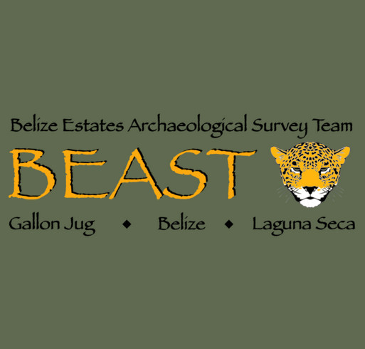 BEAST T-Shirt Fundraiser shirt design - zoomed