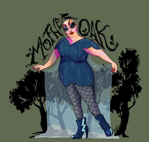 Mother Oak TV: Season 2 shirt design - zoomed