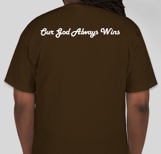 Help the Harbin Churches! Fundraiser - unisex shirt design - back