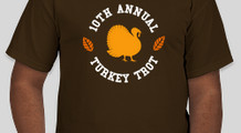 10th Annual Trurkey Trot