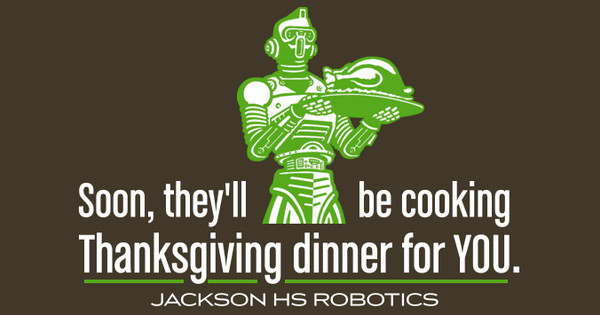 Thanksgiving Robots