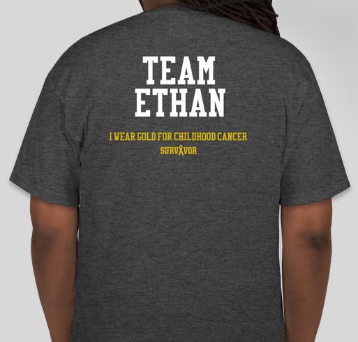 Team ethan t shirts custom ink fundraising for Custom team t shirts