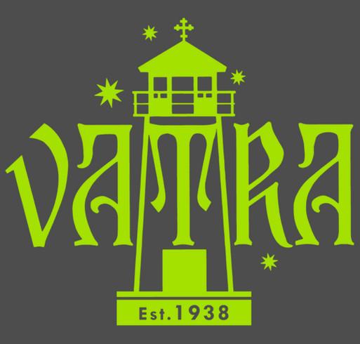 Support Camp Vatra | Tshirt shirt design - zoomed