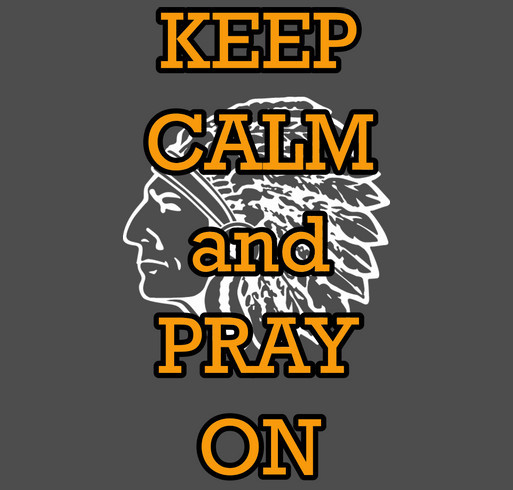taking a stand for prayer shirt design - zoomed