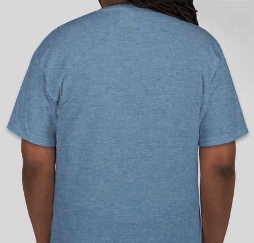 El Salvador Young Life Camp Fundraiser - unisex shirt design - back