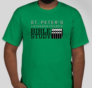St. Peter's Bible Study