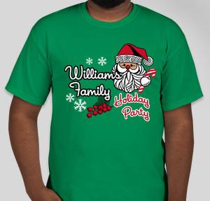 Williams Family Holiday