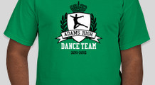Adams High Dance Team