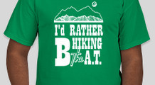 I'd Rather B Hiking
