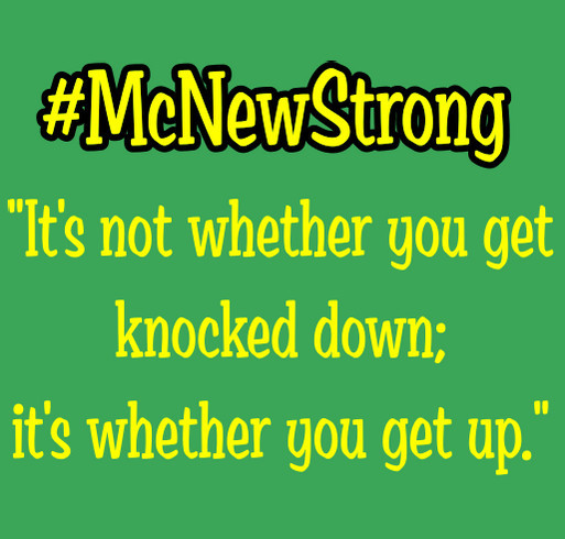 #mcnewstrong shirt design - zoomed