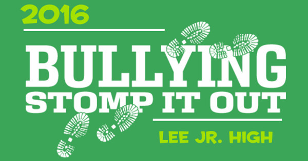 Bullying: Stomp It Out