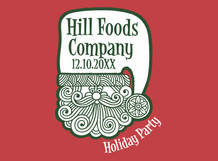 Hill Foods Company Holiday Party