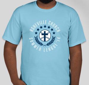 Church event t shirt designs designs for custom church for Asheville t shirt company