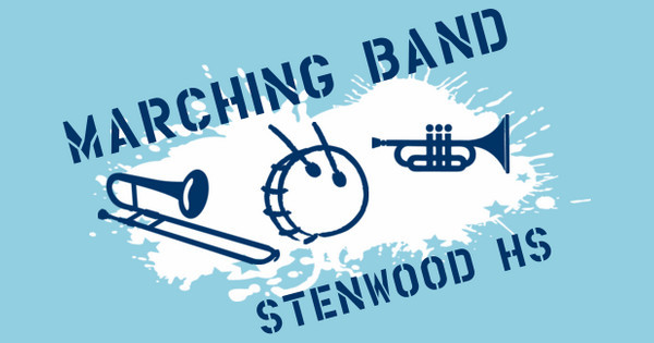Stenwood Marching Band