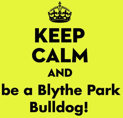 Blythe Park Needs GAMES shirt design - zoomed