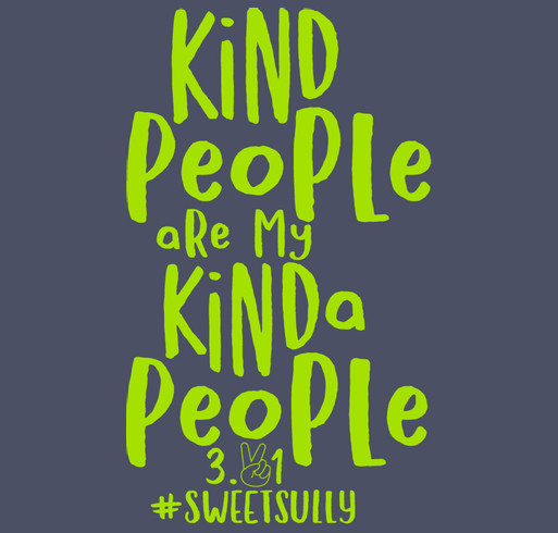 Kind People Are My Kinda People shirt design - zoomed