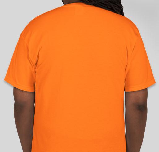 4cee448505b Agawam Wolves F.C. Fundraiser - unisex shirt design - back