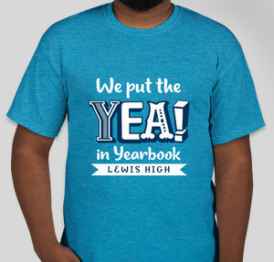 Put the YEA! in Yearbook
