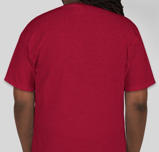 f013b73af12 Alt National Park Service Fundraiser - unisex shirt design - back