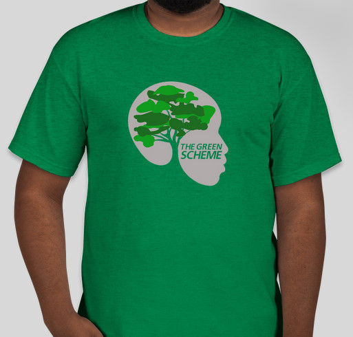 Code Green Fund Raiser Fundraiser - unisex shirt design - front