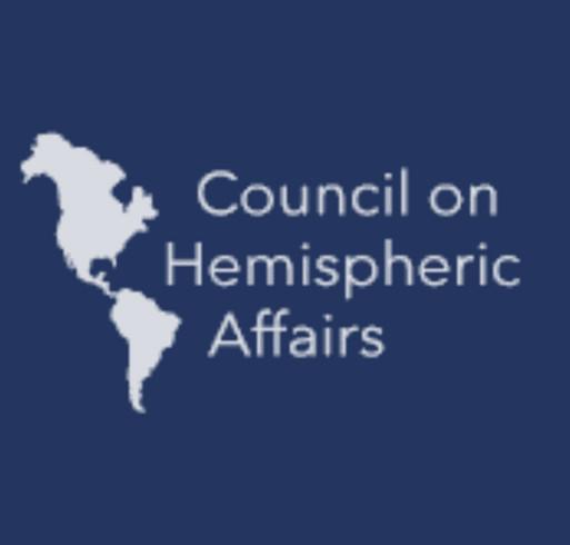 9a37582e52d8 Council on Hemispheric Affairs (COHA) T-Shirts Custom Ink Fundraising