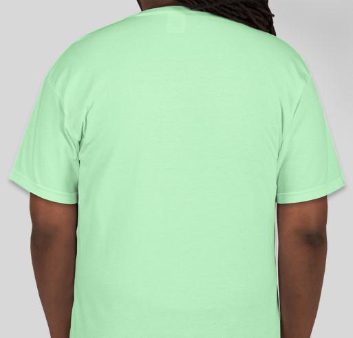 Means Of Hope Annual Diaper Drive Fundraiser - unisex shirt design - back