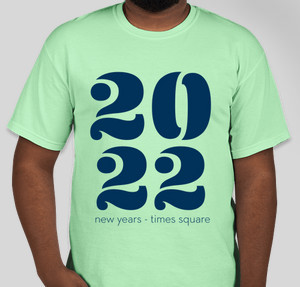 New Years T-Shirt Designs - Designs For Custom New Years T-Shirts ...