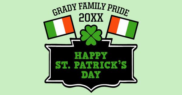 Grady Family Pride