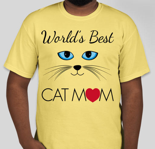 Blind Cat Rescue Spay/Neuter fundraiser Fundraiser - unisex shirt design - front
