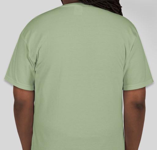 ReadWest Adult Literacy Fundraiser - unisex shirt design - back