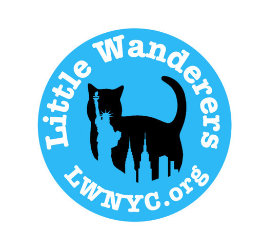 COVID-19 Relief Fund for Little Wanderers NYC shirt design - zoomed