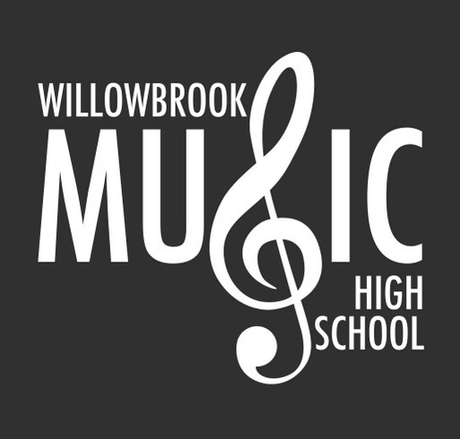WBHS Music Boosters Spirit Wear shirt design - zoomed