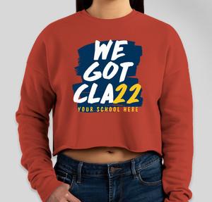 We Got Cla22