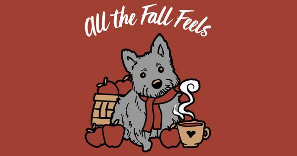 All the fall feels