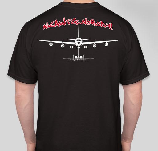 166th shirts Fundraiser - unisex shirt design - back