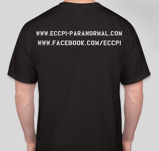 East Coast Coalition of Paranormal Investigators Equipment