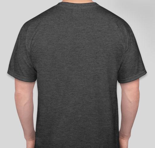 PLANT THEATRE COMPANY T-SHIRT SALE 2019-2020 Fundraiser - unisex shirt design - back