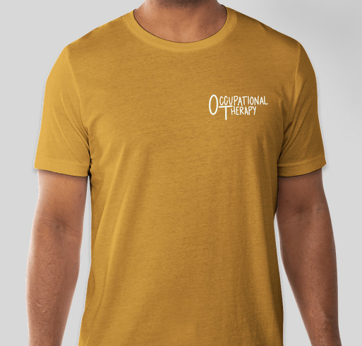 Student Occupational Therapy Association Fundraiser Fundraiser - unisex shirt design - front